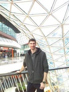 NOME: Luca RUOLO: Monitore MOTTO: La calma è la virtù dei forti